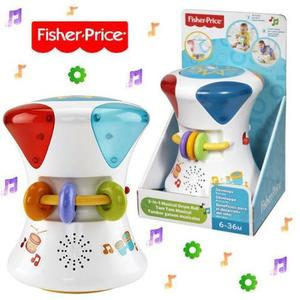 תוף מעודד זחילה Fisher Price