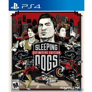 PS4 Sleeping Dogs: Definitive Edition