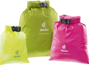שק אטום למים 3 ליטר Light Drypack Deuter