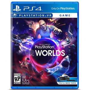 PlayStation VR Worlds - PS4 VR Sony