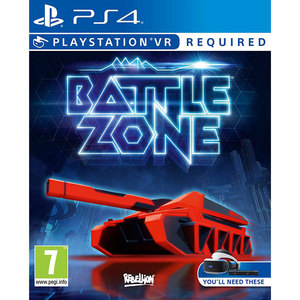 Battlezone - PS4 VR Sony