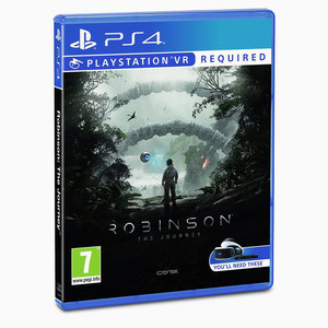 Robinson: The journey - PS4 VR Sony