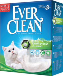 "חול אברקלין – ירוק 8.3 ק""ג. EVERCLEAN Extra Strength Scented"