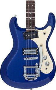Danelectro 64' Electric Guitar - Indigo Blue