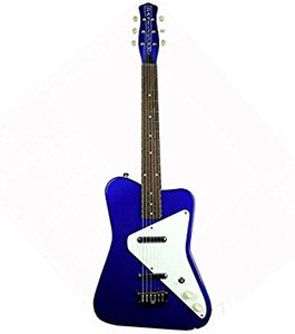 Danelectro -pro guitar - Blue Metallic