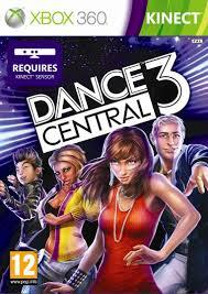 DANCE CENTRAL 3 XBOX