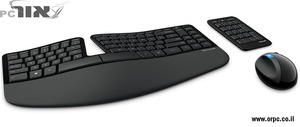 מקלדת Microsoft Wireless Sculpt L5V-00014  מיקרוסופט