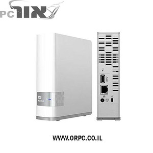 Western Digital My Cloud WDBCTL0040HWT 4TB ווסטרן דיגיטל