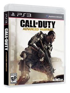 PS3 - Call of Duty Advanced Warfare