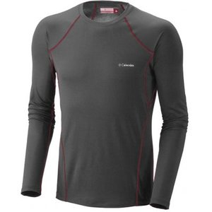 חולצה תרמית לגברים Baselayer Midweight Stretch Columbia