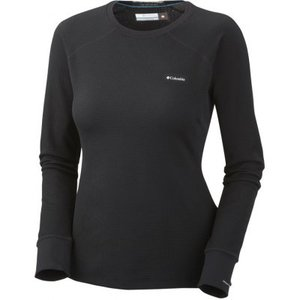 חולצה תרמית לנשים Baselayer Heavyweight Stretch Columbia