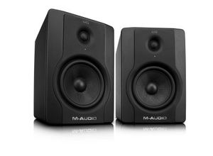 BX5a Deluxe M-Audio
