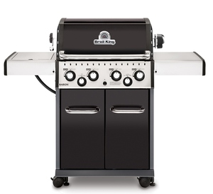 גריל גז אמישראגז Baron 490 Broil King
