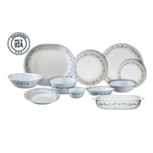 סט 18 חלקים דגם 283 Country Cottage CORELLE