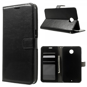 נרתיק לנקסוס 6 iTechCase Wallet Fancy שחור