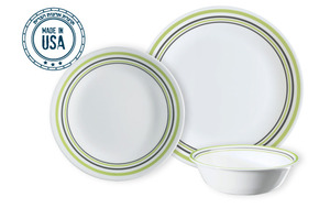 סט 18 חלקים דגם Garden Sketch Bands 046 CORELLE
