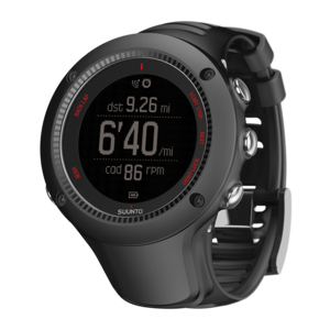 שעון ריצה Suunto Ambit3 Run HR (שחור)