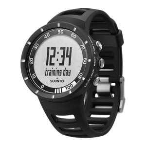 שעון דופק Suunto Quest black (שחור)