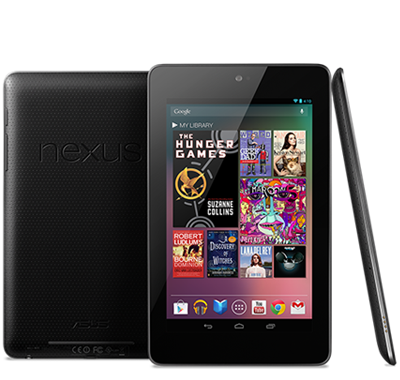 טאבלט Asus Google Nexus 7 32GB אסוס