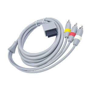audio/video cable for Nintendo Wii