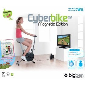 Wii CyberBike Magnetic Edition