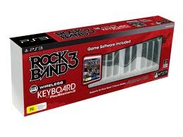 Rock Band 3 Keyboard PS3