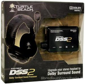 Adattatore Ear Force DSS2 Dolby 5.1