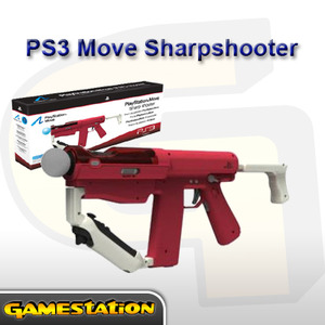 PS3 Move Sharpshooter