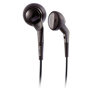 Philips Extra bass in-ear headphones