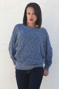 waves cardigan  Simply ice