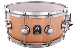 Pure Stave Maple 14*6.5 Natal Drums