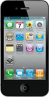 Apple iPhone 4 16GB Sim Free מחודש/תצוגה