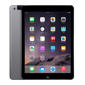 Apple iPad Air 2 Wi-Fi Cellular 64GB יבואן רשמי