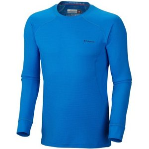 חולצה תרמית לגברים Baselayer Heavyweight L/S Top Columbia