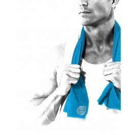 Coolcore- The coolcore Chill sport towel