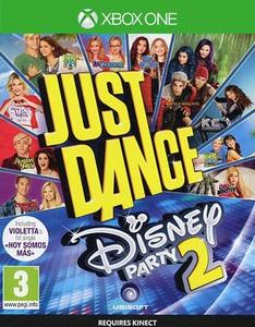 Just Dance Disney Party 2 Xbox One במלאי! אירופאי!