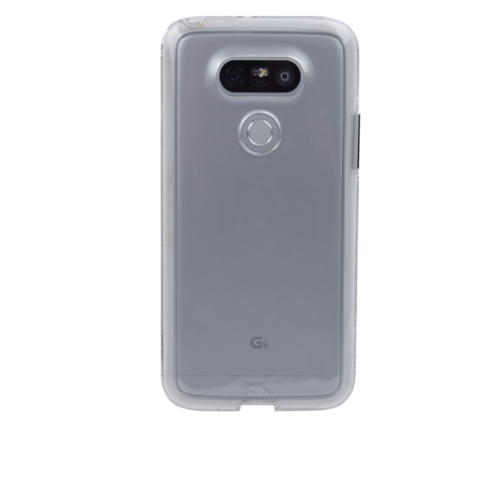 Naked Tough Case For LG G5 Clear Case mate