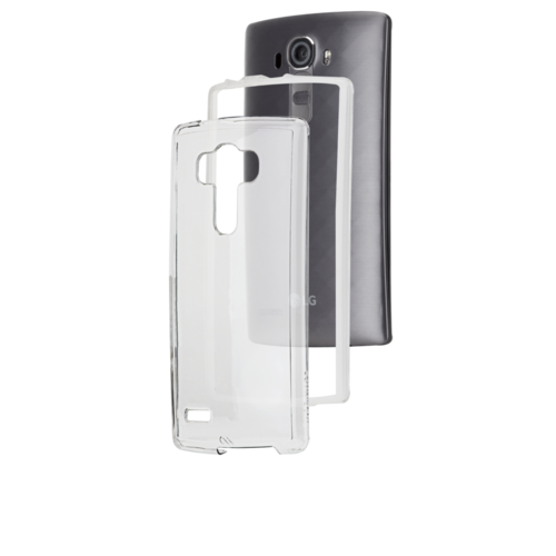 Naked Tough Case For LG G4 Clear Case mate