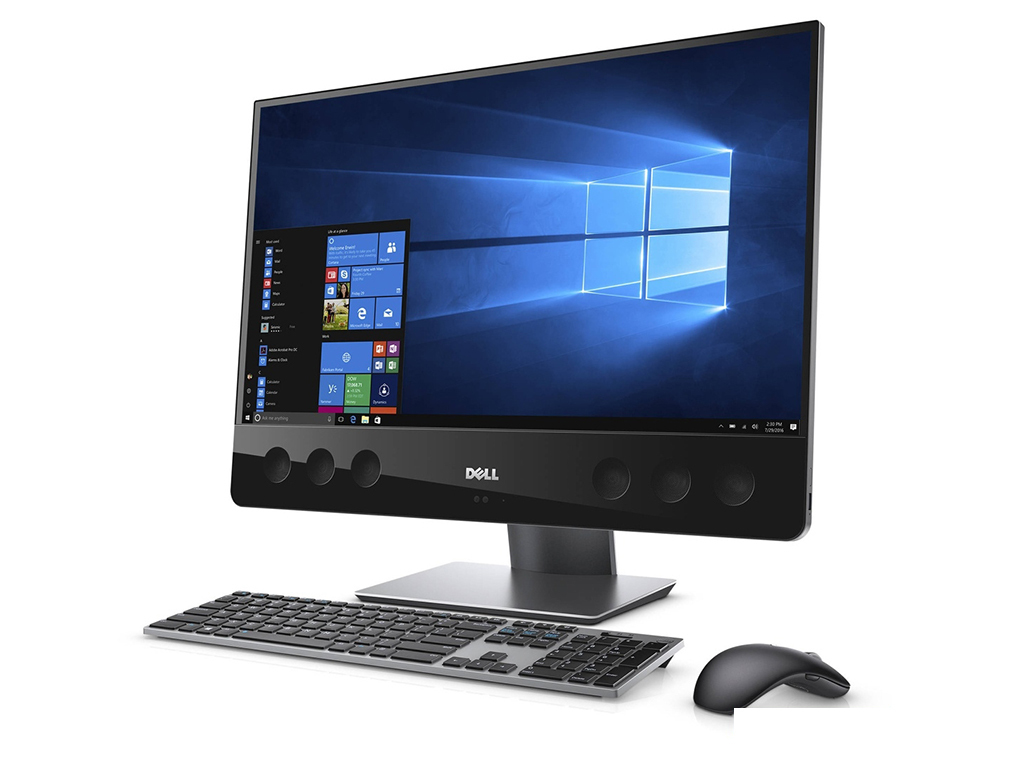 מודרני מחשב Dell AIO XPS 27 7760-5DYJB02 All in one דל - Dell - All-In-One LG-44