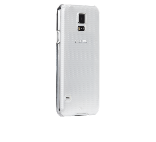 BARELY THERE CASE for Samsung GALAXY S5 - CLEAR