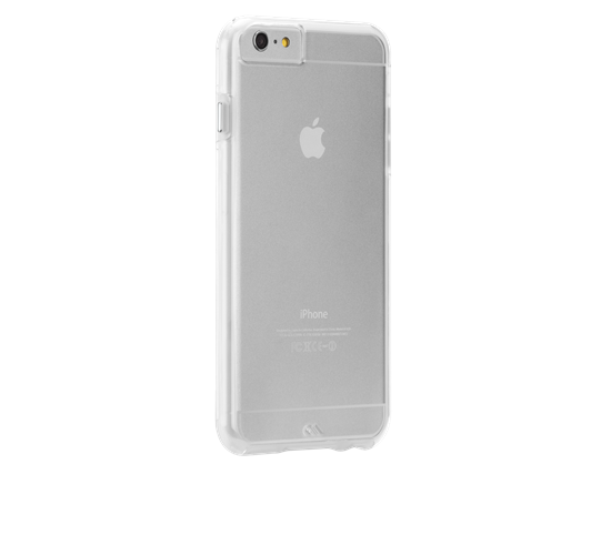 NAKED TOUGH CASE for iPhone 6 Plus CLEAR/CLEAR