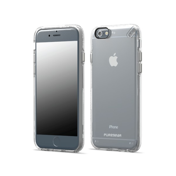 Slim Shell Clear/Clear IP6