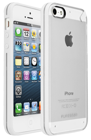 Slim Shell Coconut (Clear)IP5